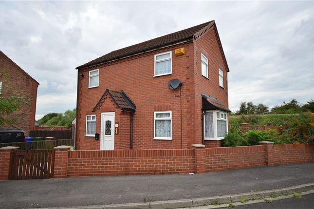 Thumbnail Detached house to rent in Sandhall Drive, Goole