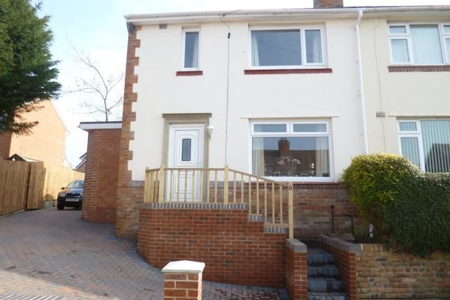 Thumbnail Semi-detached house to rent in Blossom Grove, Philadelphia, Houghton Le Spring