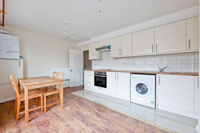 Thumbnail Maisonette to rent in Bath Terrace, London
