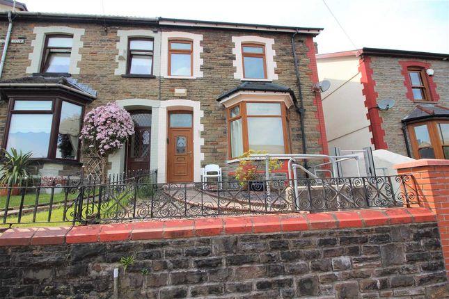 Thumbnail Semi-detached house for sale in Aldergrove Road, Porth