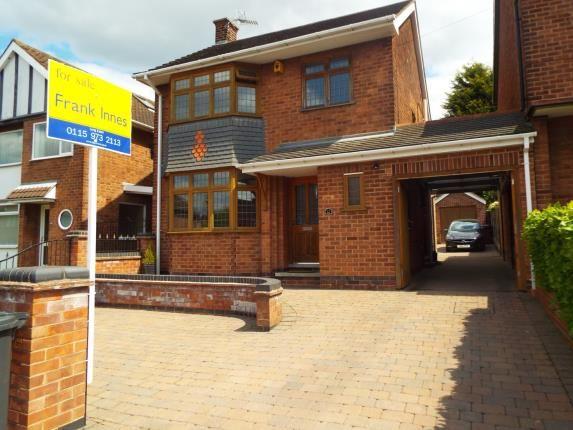 Thumbnail Property for sale in York Avenue, Sandiacre, Nottingham