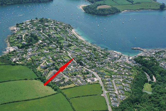 Thumbnail Bungalow for sale in Polvarth Road, St. Mawes, Truro