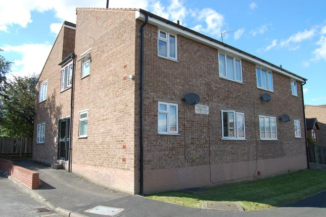 Thumbnail Studio to rent in Flat 10, 59A Wadsworth Avenue, Sheffield