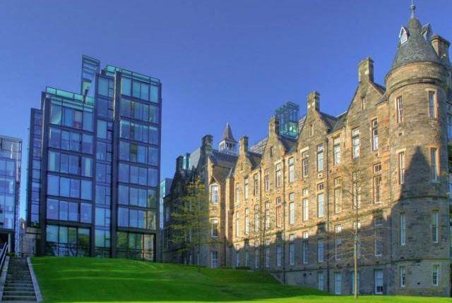Exterior of Simpson Loan, Qmile, Edinburgh EH3