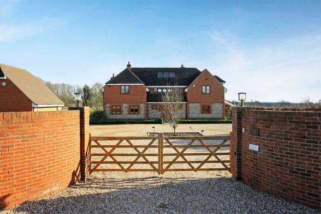 Thumbnail Detached house for sale in Soldridge Road, Medstead, Alton, Hampshire
