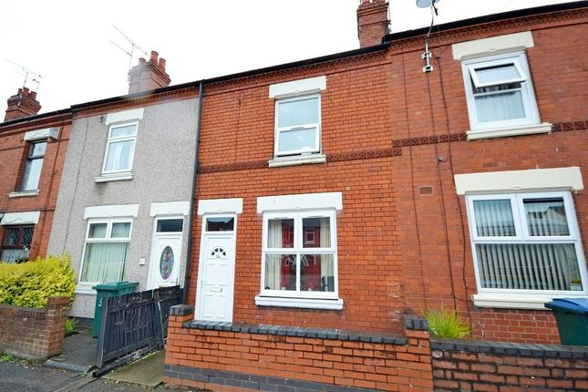 Thumbnail Terraced house for sale in Longford Road, Longford, Coventry