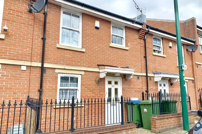 Thumbnail 3 bed terraced house for sale in St Mary Street, St Marys, Southampton