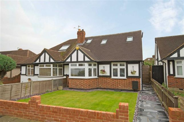 Thumbnail Bungalow for sale in The Ridge, Whitton, Twickenham