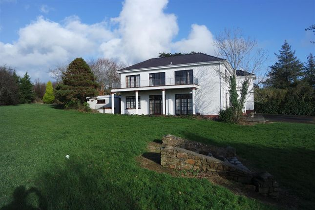 Thumbnail Country house for sale in Dale Road, Haverfordwest