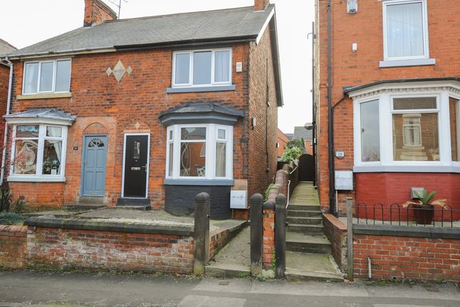 Thumbnail Semi-detached house for sale in Tapton View Road, Chesterfield