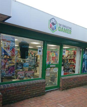 Thumbnail Retail premises for sale in Renowned, Popular Games Shop TN24, Kent