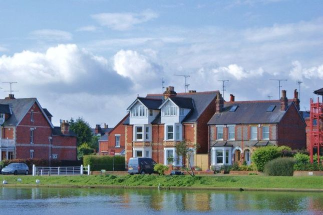 Semi-detached house for sale in Thames Side, Reading