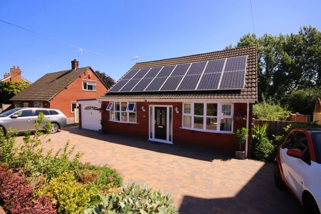 Thumbnail Bungalow for sale in Bridge Street, Wybunbury, Nantwich