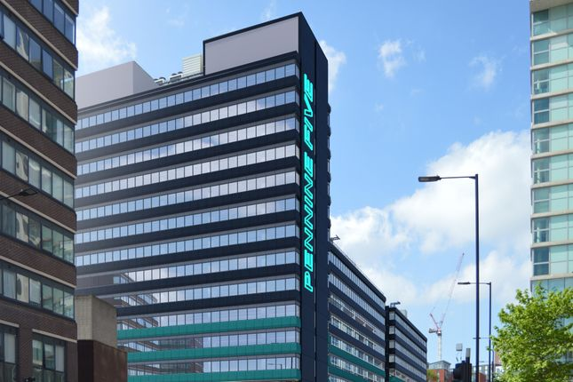 Thumbnail Office to let in Pennine Five, Tenter Street, Sheffield