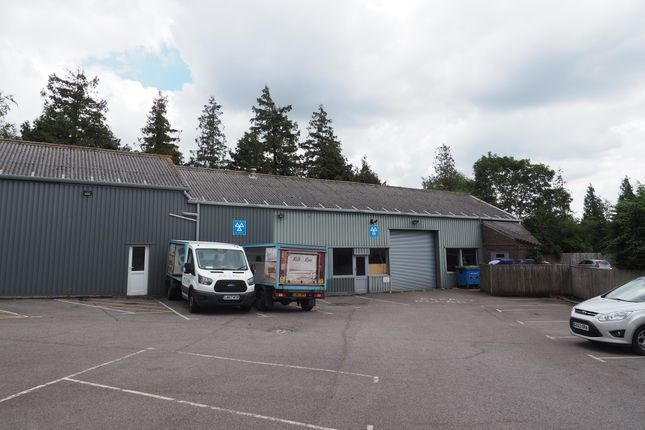 Thumbnail Industrial to let in Burgess Hill