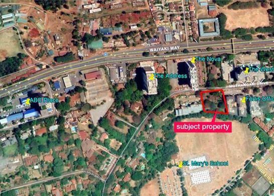 Thumbnail Property for sale in Waiyaki Way, Nairobi, Kenya