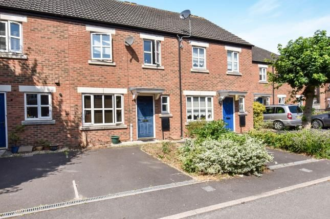 Thumbnail Terraced house for sale in Taunton, Somerset, United Kingdom