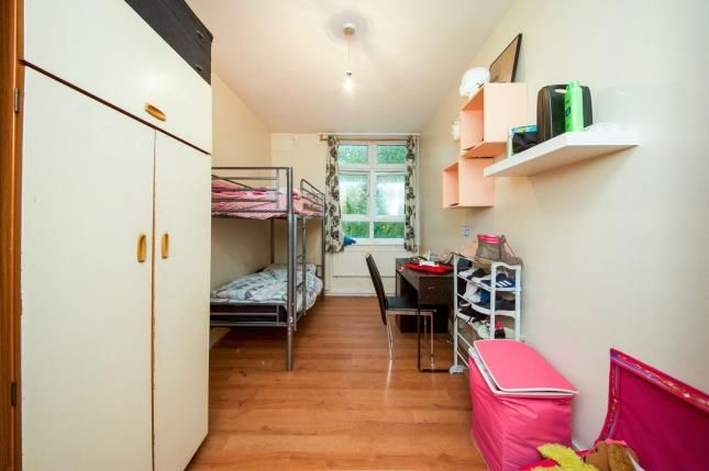 Bedroom Two of Nelson Mandela House, 124 Cazenove Road, London, England N16