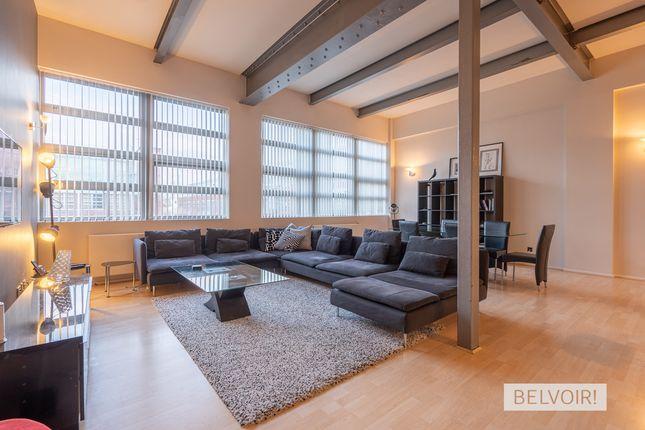 Thumbnail Flat to rent in New Hampton Lofts, 90 Great Hampton Street, Birmingham