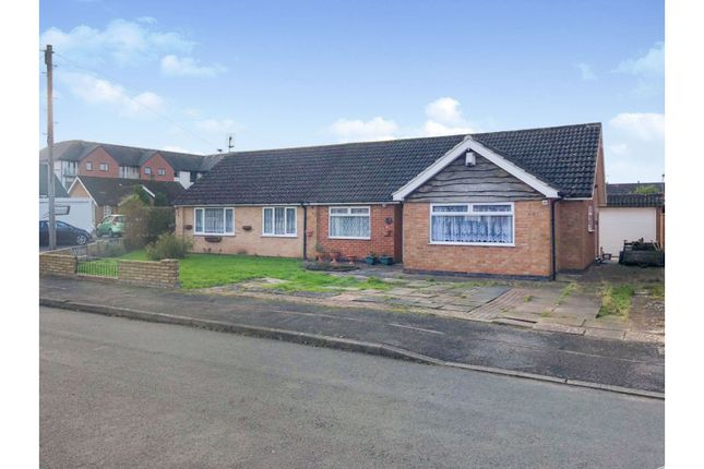 4 bed detached bungalow for sale in Welbeck Close, Blaby, Leicester LE8