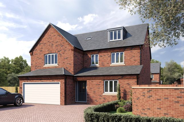 Thumbnail Detached house for sale in Poyntz Lane, Northampton