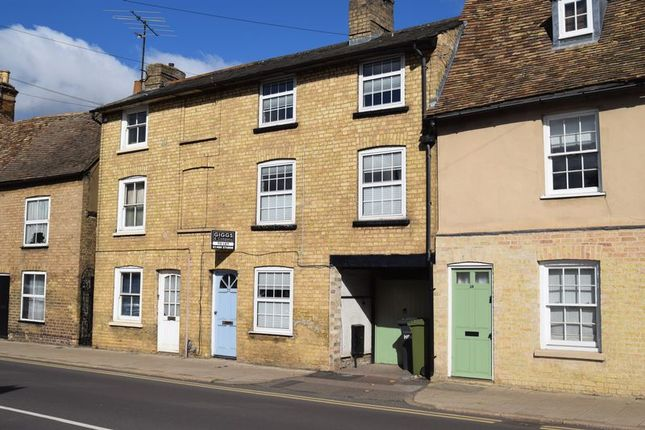 Thumbnail Terraced house to rent in Manor Gardens, Cambridge Street, St. Neots