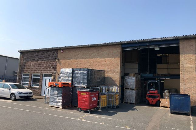 Thumbnail Industrial to let in Lancaster Road, New Barnet