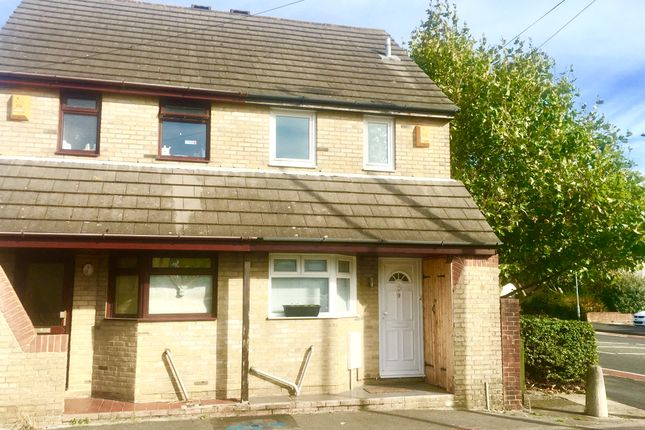 Thumbnail Semi-detached house to rent in Alver Road, Gosport