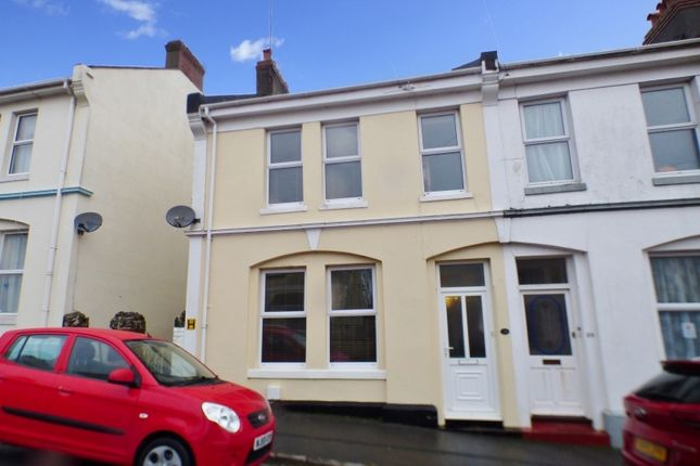 Thumbnail Semi-detached house for sale in Rowley Road, St. Marychurch, Torquay