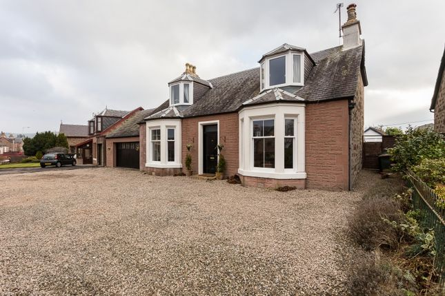 Thumbnail Detached house for sale in 110 Perth Road, Blairgowrie, Perthshire