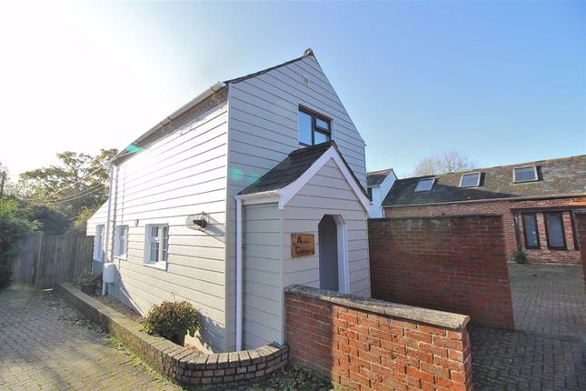 Thumbnail Town house to rent in Sway Road, Tiptoe, Lymington
