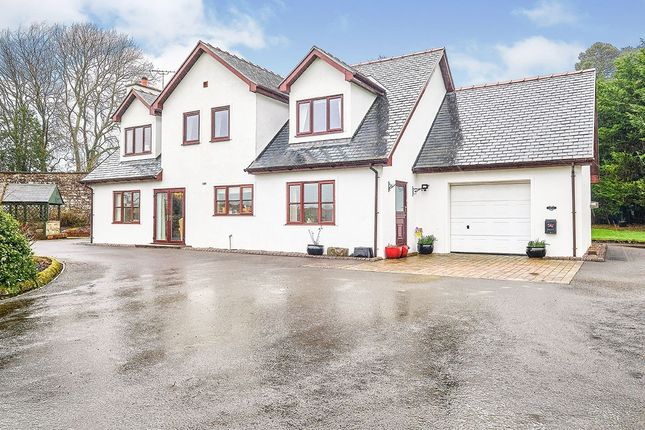 Thumbnail Detached house for sale in Gribton Gardens, Dumfries, Dumfries And Galloway