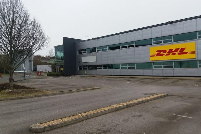 Thumbnail Warehouse to let in Unit 2 Trilogy, Concorde Way, Segensworth, Fareham, Hampshire