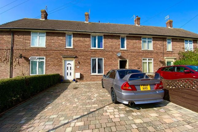 Thumbnail Terraced house for sale in Spring Gardens, Weymouth