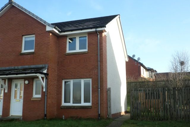 Thumbnail Semi-detached house for sale in Craighead Place, Glasgow