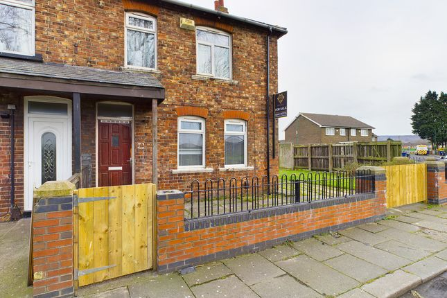 Thumbnail Semi-detached house for sale in Harcourt Road, Middlesbrough