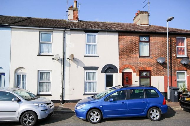 Thumbnail Terraced house to rent in North River Road, Great Yarmouth