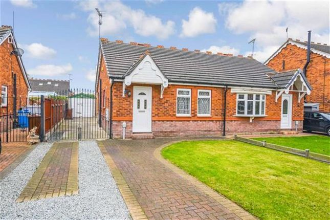 Thumbnail Semi-detached bungalow for sale in Sittingbourne Close, Howdale Road, Hull