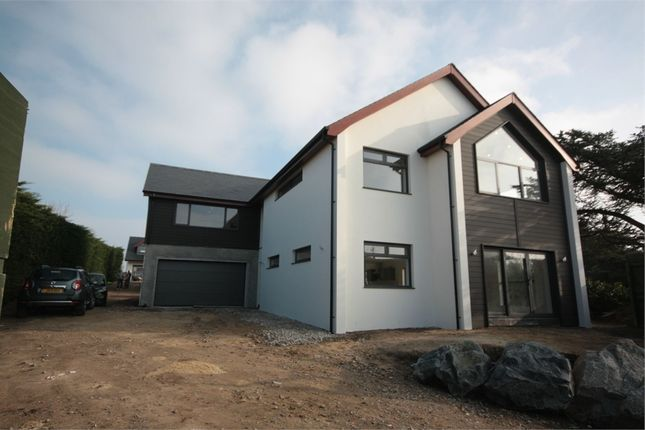 Thumbnail Detached house for sale in La Route Des Genets, St. Brelade, Jersey