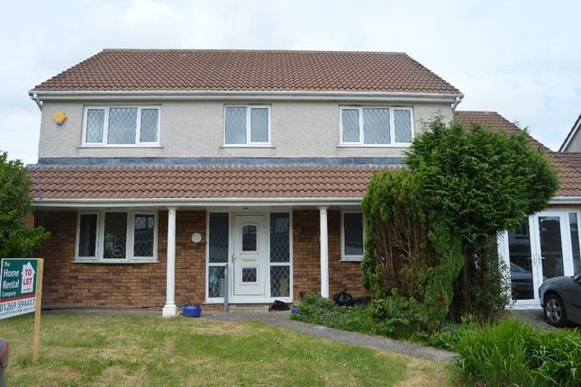 Thumbnail Property to rent in Ffordd Y Morfa, Cross Hands, Llanelli