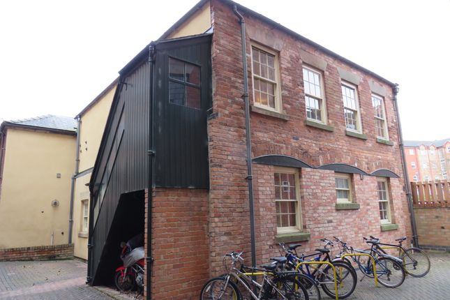 Thumbnail Flat for sale in Bridge Street, Derby