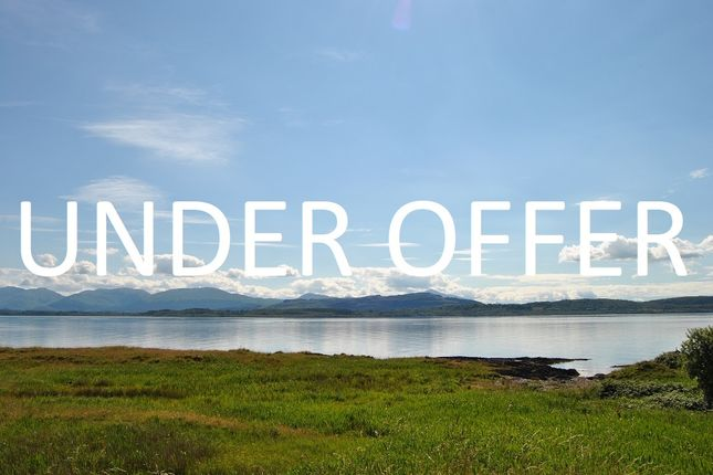 Land for sale in Achnacroish, Isle Of Lismore