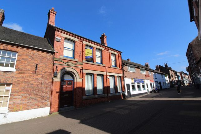 Thumbnail Retail premises for sale in Salopian, Queen Street, Market Drayton