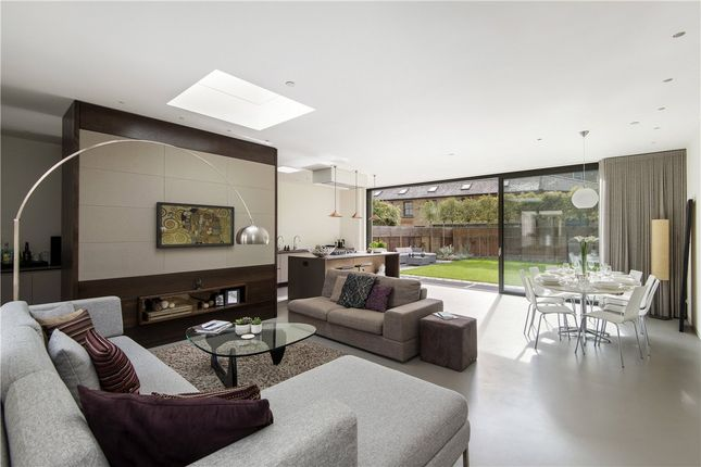 Thumbnail Detached house to rent in Orchard Place, London, Chiswick