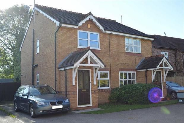 Thumbnail Semi-detached house to rent in Ashwood Court, Hoole, Chester