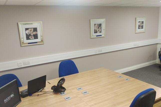 Thumbnail Office to let in Interchange Park, Howard Way, Newport Pagnell, Milton Keynes