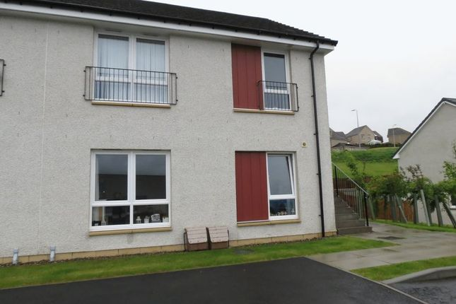External of Ivy Crescent, Inverness IV2