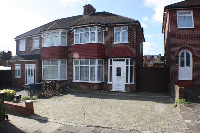 Thumbnail Semi-detached house for sale in Lyon Meade, Stanmore, Middlesex