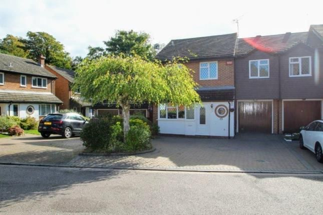 Thumbnail Semi-detached house for sale in Sedcombe Close, Sidcup