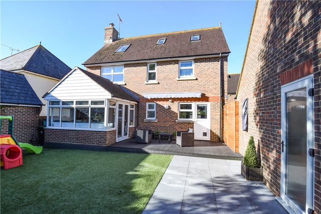 Thumbnail Detached house for sale in Nonesuch Close, Dorchester, Dorset